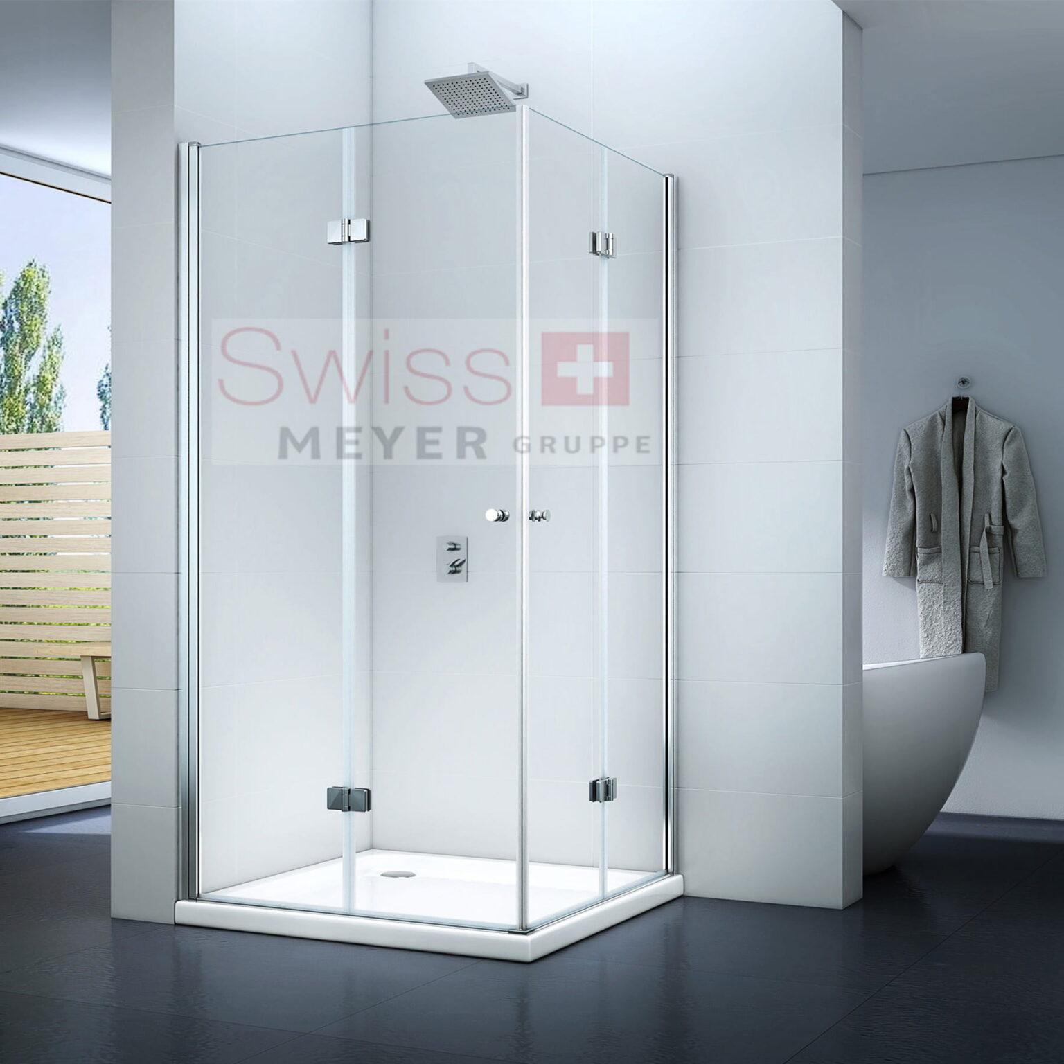 KABINA prysznicowa SKŁADANA MS2000 - SWISS MEYER PREMIUM