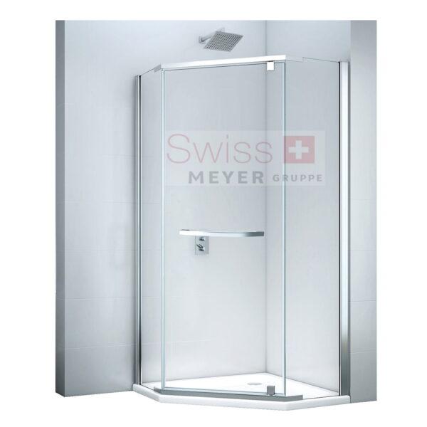 KABINA prysznicowa UCHYLNA MS501 - SWISS MEYER
