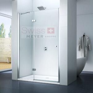 DRZWI prysznicowe UCHYLNE MSL3001D - SWISS MEYER PREMIUM