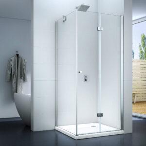 KABINA prysznicowa 80 x 90 SKŁADANA MS3000 - SWISS MEYER