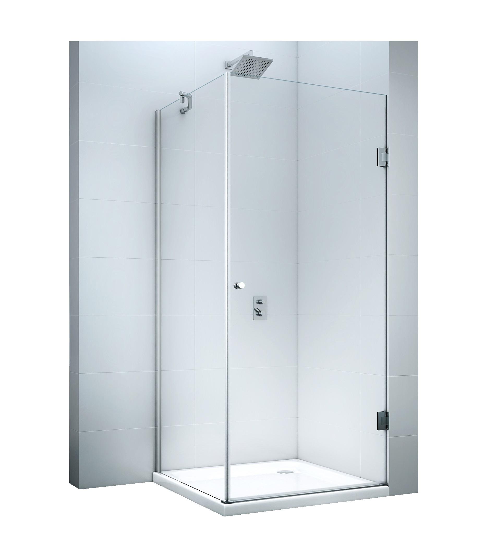 Kabina prysznicowa uchylna kwadratowa MS302 SWISS MEYER
