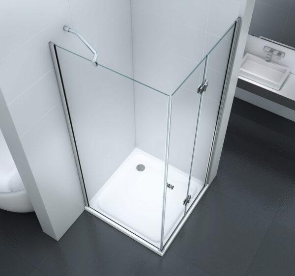 KABINA prysznicowa SKŁADANA MS3000 - SWISS MEYER