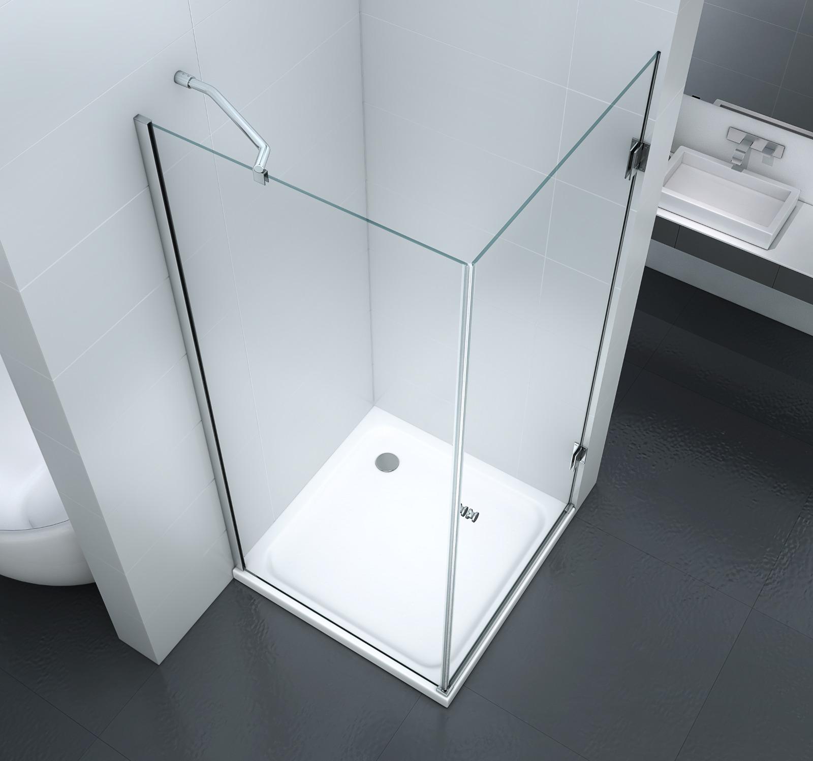 Kabina prysznicowa uchylna kwadratowa MS302 SWISS