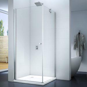 Kabina prysznicowa uchylna